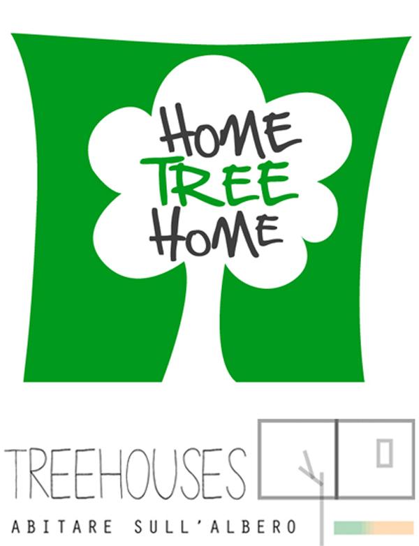 logo hometreehome treehouses