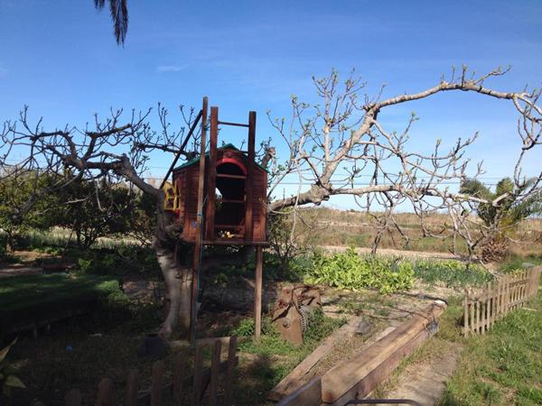 treehouse albufera