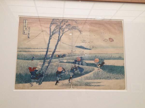 Hokusai treehouse