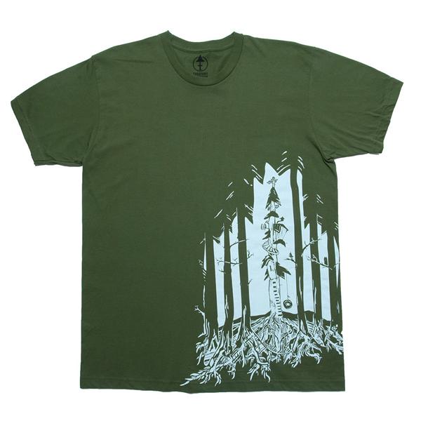treefort lifestyles tshirt