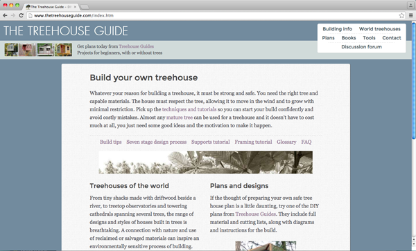 the treehouse guide pic