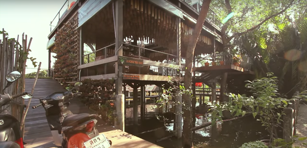 bangkok tree house pic