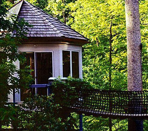 The Most Expensive Treehouses Of The World Hometreehome
